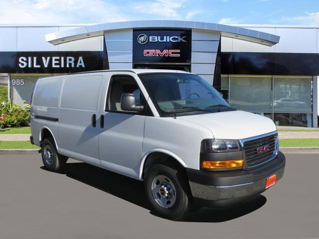 2021 GMC Savana 2500 4x2, Knapheide KVE Upfitted Cargo Van #3210201 - photo 1