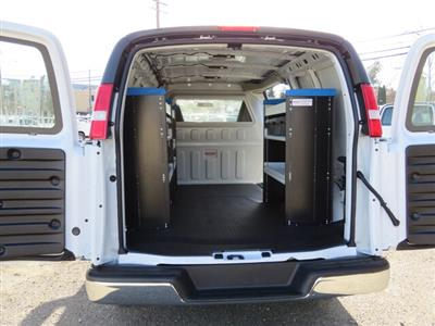 2021 GMC Savana 2500 4x2, Knapheide KVE Upfitted Cargo Van #3210201 - photo 2