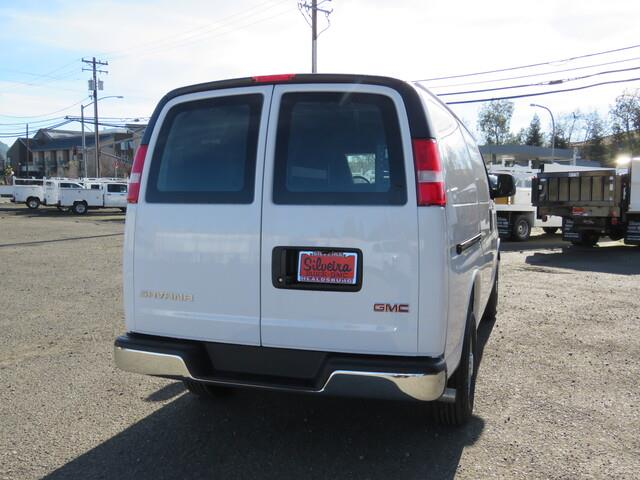 2021 GMC Savana 2500 4x2, Empty Cargo Van #3210203 - photo 2