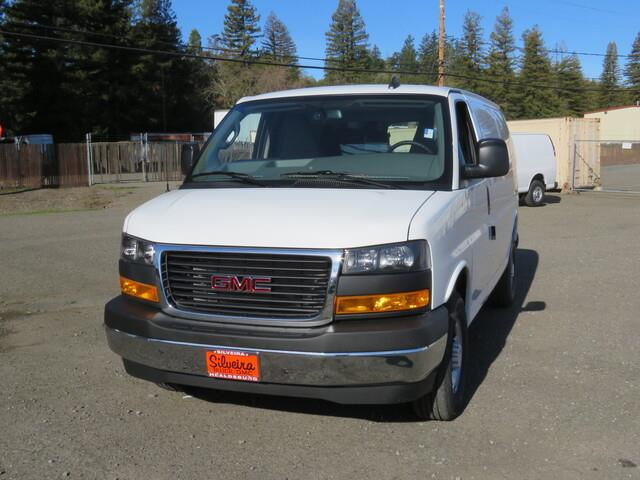2021 GMC Savana 2500 4x2, Empty Cargo Van #3210203 - photo 4
