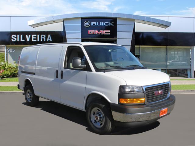 2021 GMC Savana 2500 4x2, Knapheide Upfitted Cargo Van #3210203 - photo 1