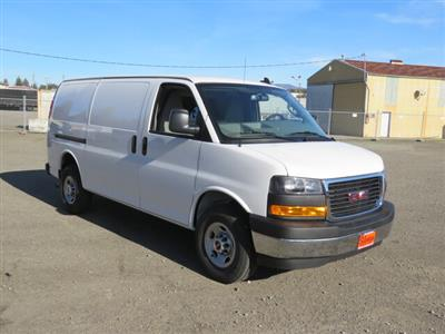 2021 GMC Savana 2500 4x2, Empty Cargo Van #3210203 - photo 1