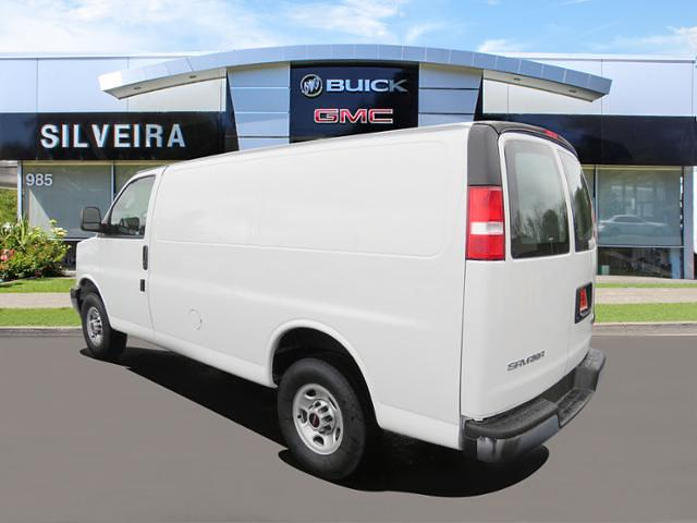 2021 GMC Savana 2500 4x2, Knapheide Upfitted Cargo Van #3210220 - photo 9
