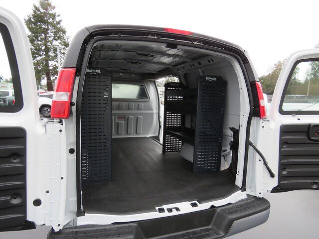 2021 GMC Savana 2500 4x2, Knapheide Upfitted Cargo Van #3210220 - photo 2