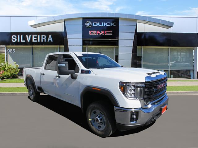 2021 GMC Sierra 2500 Crew Cab 4x4, Pickup #3210246 - photo 1