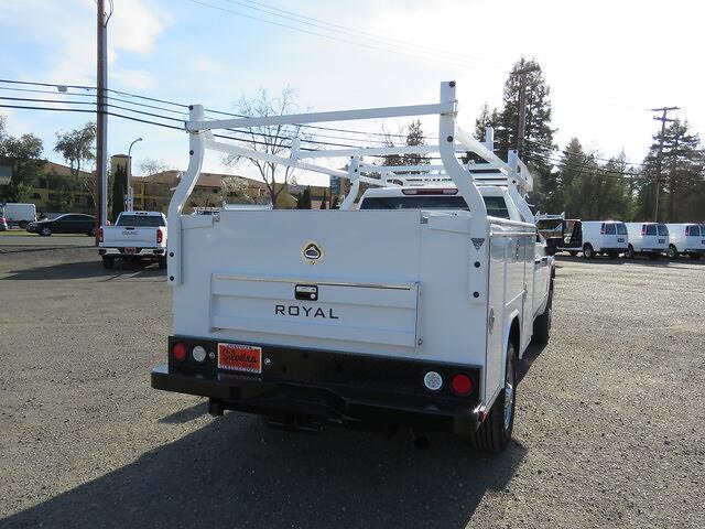 2021 GMC Sierra 2500 Double Cab 4x2, Royal Service Body #3210308 - photo 1