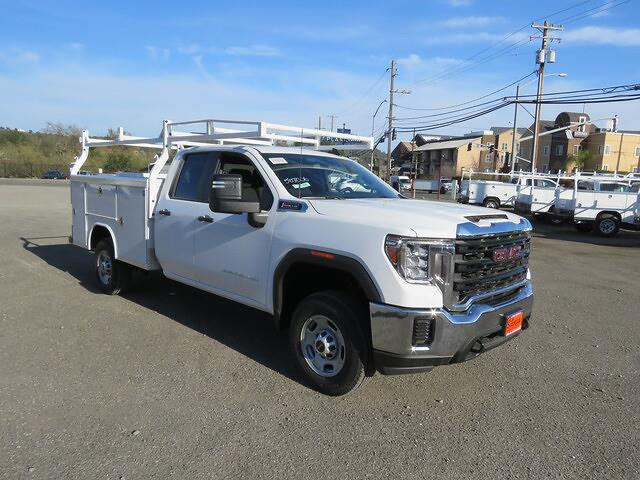 2021 GMC Sierra 2500 Double Cab 4x2, Royal Service Body #3210309 - photo 1