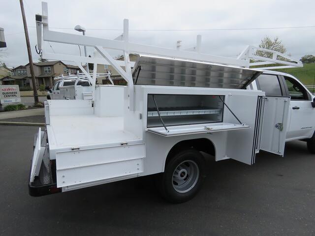 2021 GMC Sierra 3500 Crew Cab 4x2, Harbor ComboMaster Combo Body #3210322 - photo 7