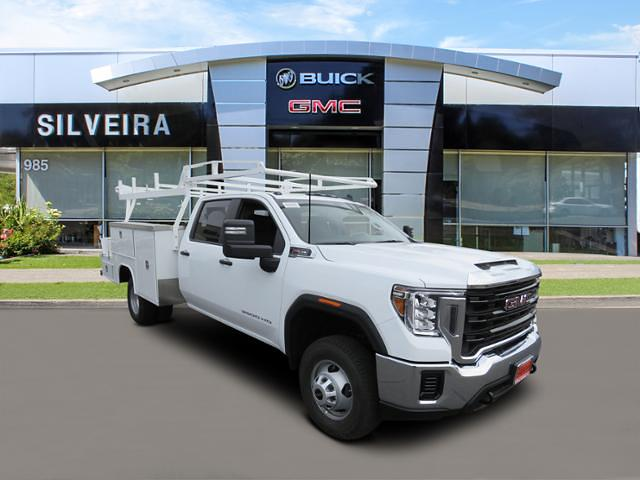 2021 GMC Sierra 3500 Crew Cab 4x2, Harbor Combo Body #3210322 - photo 1