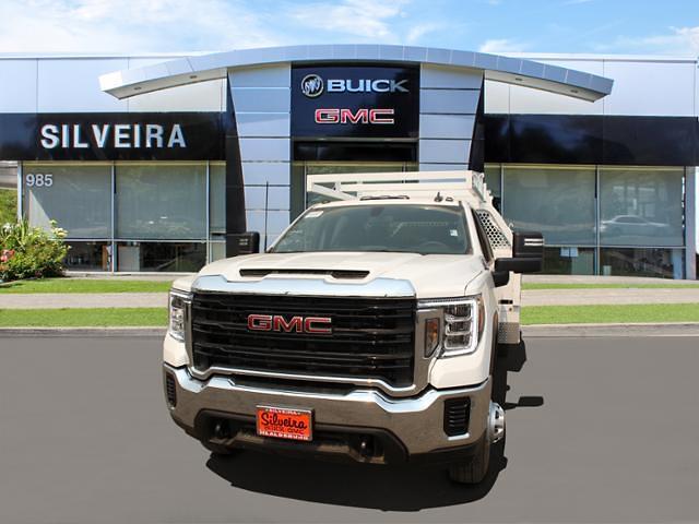 2021 Sierra 3500 Crew Cab 4x4,  Royal Truck Body Contractor Body #3210371 - photo 10