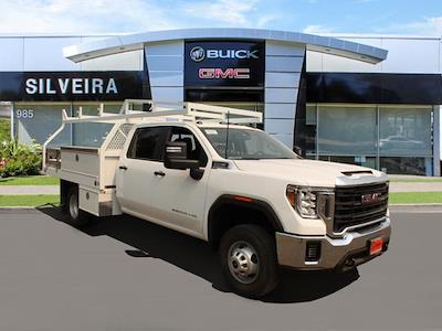 2021 Sierra 3500 Crew Cab 4x4,  Royal Truck Body Contractor Body #3210371 - photo 1