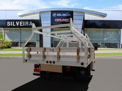 2021 Sierra 3500 Crew Cab 4x4,  Royal Truck Body Contractor Body #3210371 - photo 2