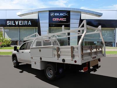 2021 Sierra 3500 Crew Cab 4x4,  Royal Truck Body Contractor Body #3210371 - photo 9