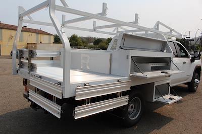 2021 Sierra 3500 Crew Cab 4x4,  Royal Truck Body Contractor Body #3210371 - photo 7