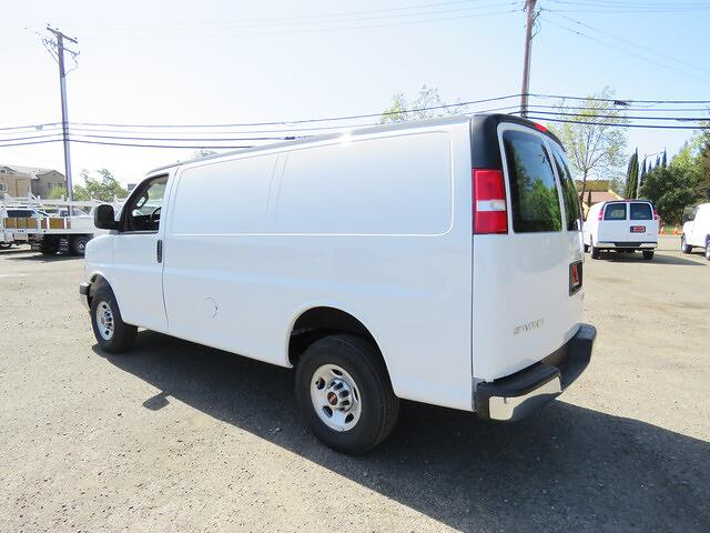 2021 GMC Savana 2500 4x2, Knapheide Upfitted Cargo Van #3210375 - photo 4