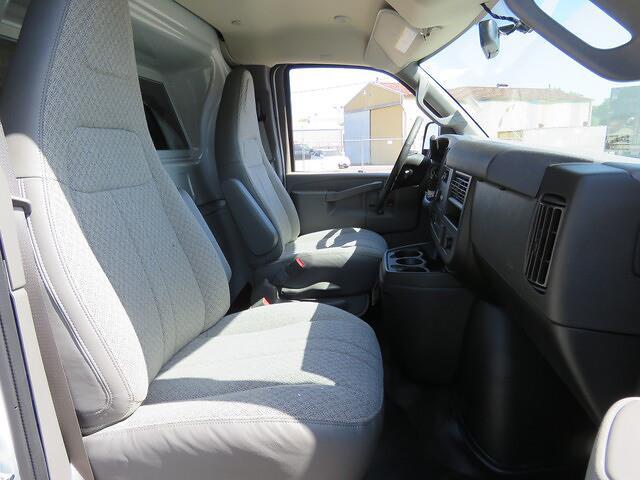 2021 GMC Savana 2500 4x2, Knapheide Upfitted Cargo Van #3210375 - photo 8