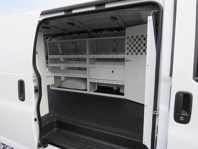 2021 GMC Savana 2500 4x2, Harbor Upfitted Cargo Van #3210390 - photo 6