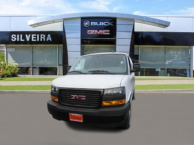 2021 GMC Savana 2500 4x2, Harbor Upfitted Cargo Van #3210390 - photo 10