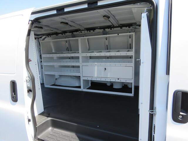 2021 GMC Savana 2500 4x2, Harbor General Service Upfitted Cargo Van #3210391 - photo 6