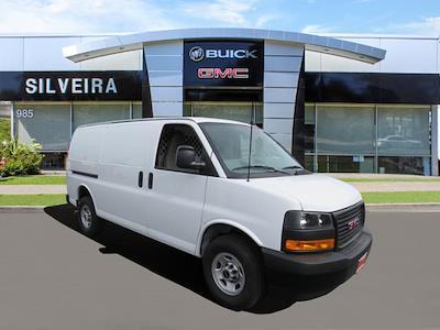2021 GMC Savana 2500 4x2, Harbor Upfitted Cargo Van #3210392 - photo 1