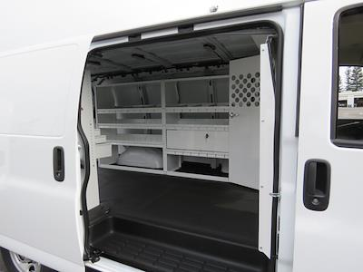 2021 GMC Savana 2500 4x2, Harbor Upfitted Cargo Van #3210392 - photo 6