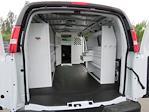 2021 GMC Savana 2500 4x2, Harbor Upfitted Cargo Van #3210392 - photo 2