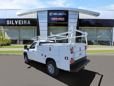 2021 Sierra 2500 Regular Cab 4x2,  Knapheide Steel Service Body #3210434 - photo 3
