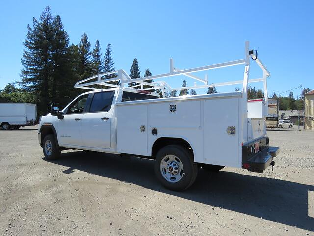 2021 GMC Sierra 2500 Crew Cab 4x2, Harbor TradeMaster Service Body #3210550 - photo 12
