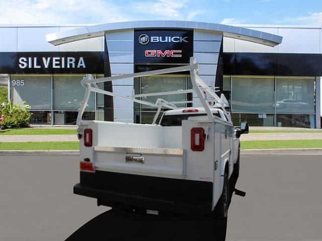 2022 Sierra 3500 Regular Cab 4x2,  Knapheide Steel Service Body #3220003 - photo 2