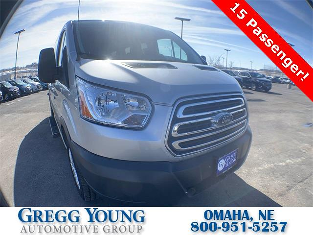 2018 Ford Transit 350 Low Roof 4x2, Passenger Wagon #A15428 - photo 1