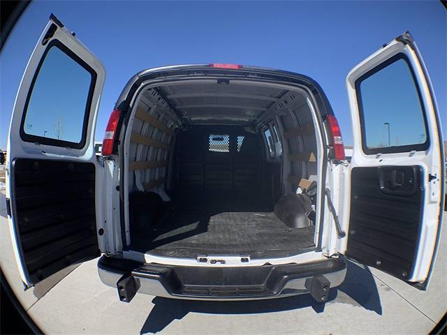 2018 GMC Savana 2500 4x2, Empty Cargo Van #A15486 - photo 1