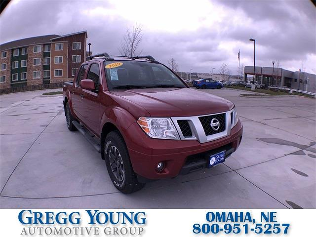 2019 Nissan Frontier Crew Cab 4x4, Pickup #A15684 - photo 1