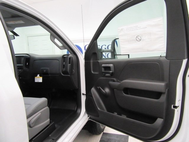 2017 Silverado 3500 Regular Cab 4x4, Knapheide Platform Body #C19020 - photo 23
