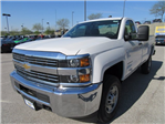 2017 Silverado 2500 Regular Cab 4x4 Pickup #C19440 - photo 3