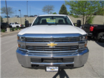 2017 Silverado 2500 Regular Cab 4x4 Pickup #C19440 - photo 4