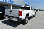 2018 Silverado 3500 Crew Cab 4x4 Pickup #C20064 - photo 2