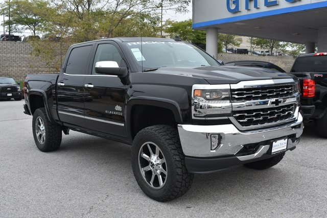 2018 Silverado 1500 Crew Cab 4x4, Pickup #C20079 - photo 1