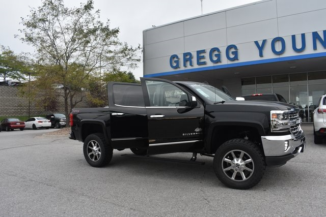 2018 Silverado 1500 Crew Cab 4x4, Pickup #C20079 - photo 35