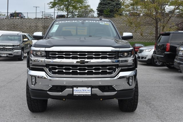 2018 Silverado 1500 Crew Cab 4x4, Pickup #C20079 - photo 5
