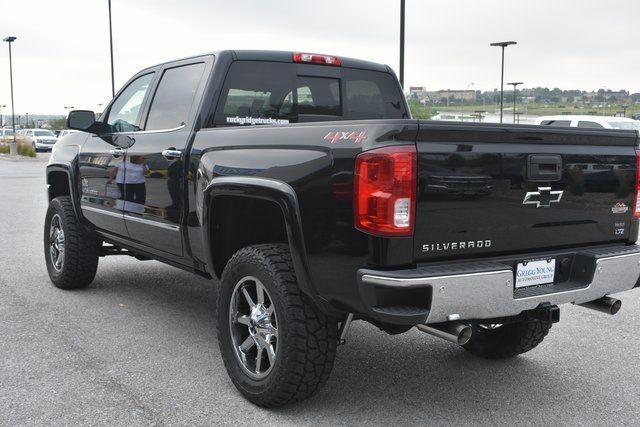 2018 Silverado 1500 Crew Cab 4x4, Pickup #C20079 - photo 4