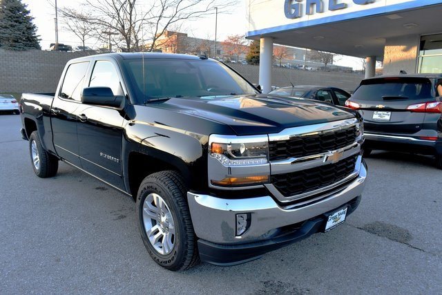 2018 Silverado 1500 Crew Cab 4x4 Pickup #C20080 - photo 1