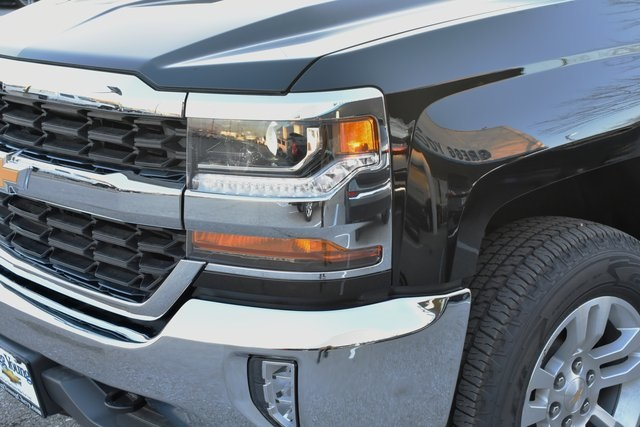 2018 Silverado 1500 Crew Cab 4x4 Pickup #C20080 - photo 9