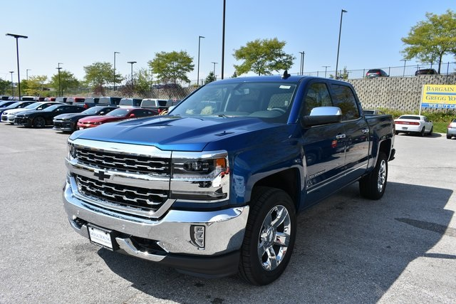 2018 Silverado 1500 Crew Cab 4x4 Pickup #C20157 - photo 6