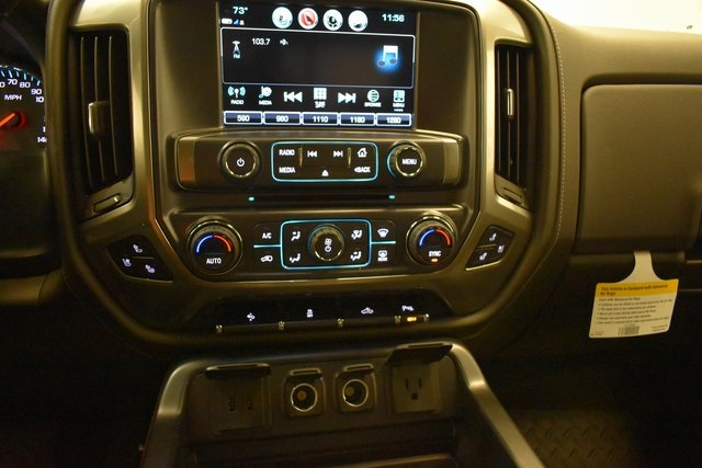 2018 Silverado 1500 Crew Cab 4x4 Pickup #C20157 - photo 35