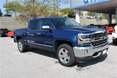2018 Silverado 1500 Crew Cab 4x4 Pickup #C20157 - photo 1