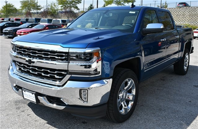 2018 Silverado 1500 Crew Cab 4x4 Pickup #C20157 - photo 5