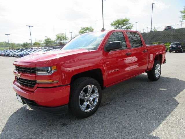 2018 Silverado 1500 Crew Cab 4x4 Pickup #C20188 - photo 4