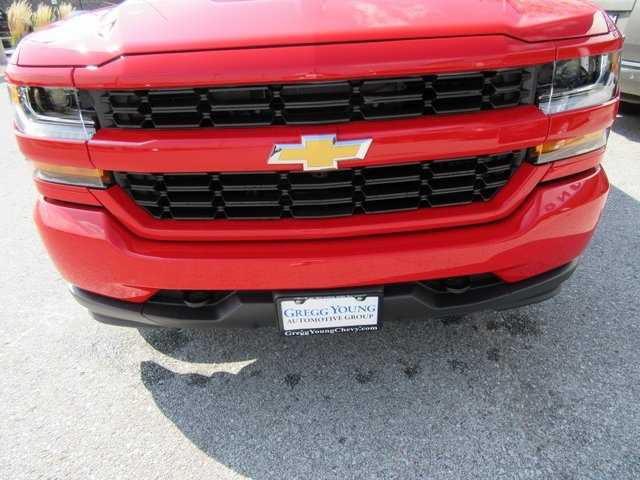 2018 Silverado 1500 Crew Cab 4x4 Pickup #C20188 - photo 12