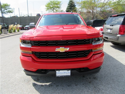 2018 Silverado 1500 Crew Cab 4x4 Pickup #C20188 - photo 3