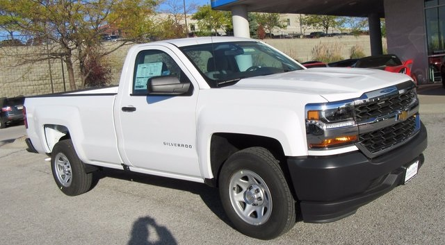 2018 Silverado 1500 Regular Cab Pickup #C20275 - photo 1
